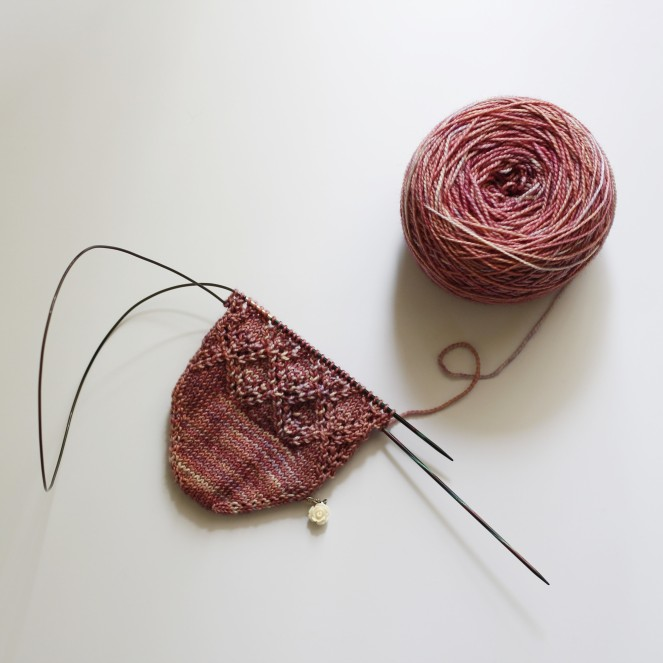 Recipe for how I convert patterned socks to anklets – THE SWEATER ...